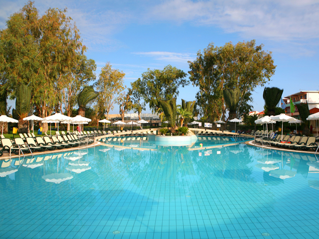 Atlantica Princess Hotel - Pool View