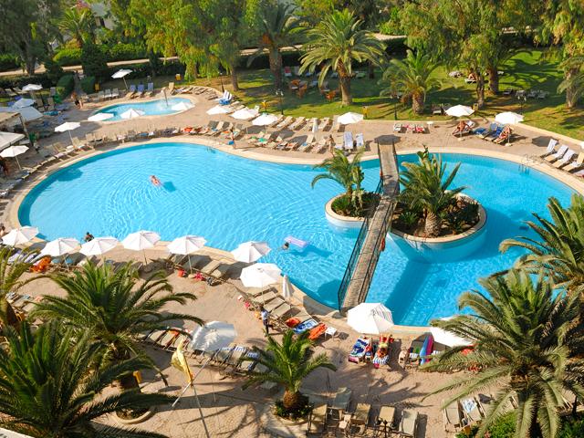 Atlantica Princess Hotel - Panoramic Pool View