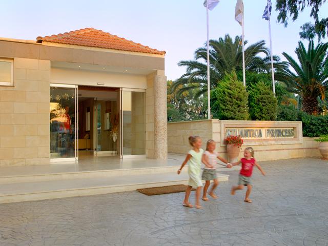 Atlantica Princess Hotel - Entrance