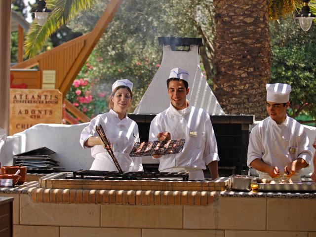 Atlantica Princess Hotel - Cooking