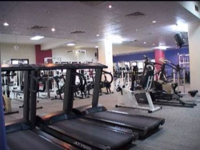 Venus Beach Hotel - Gym