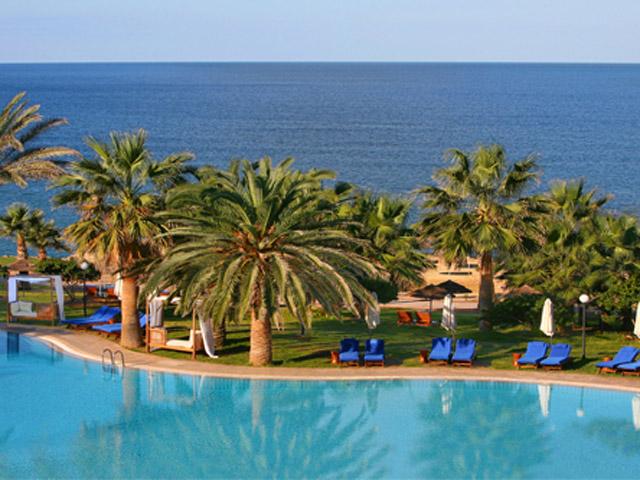 Azia Resort & Spa - Pool Area Exterior View