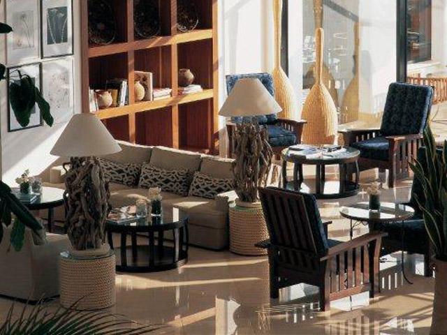Azia Resort & Spa - Lobby Area