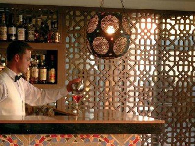 Azia Resort & Spa - Bar