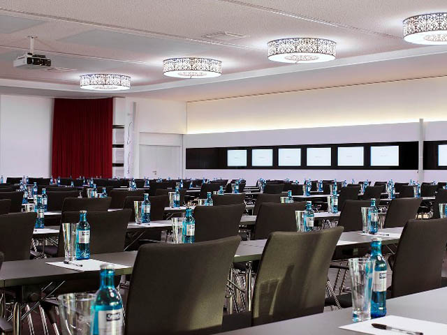 Dormero Hotel Hannover (ex Maritim Stadt Hotel) - Conference Room