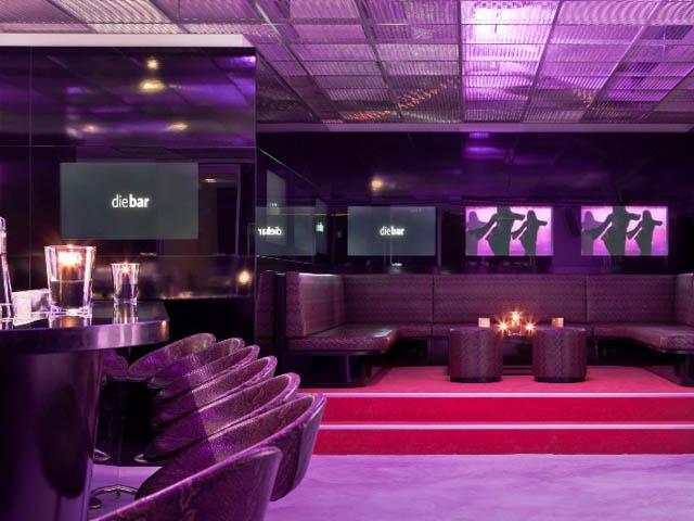 Dormero Hotel Hannover (ex Maritim Stadt Hotel) - Bar