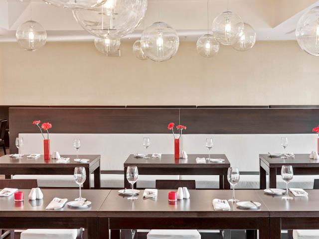 Dormero Hotel Hannover (ex Maritim Stadt Hotel) - Restaurant