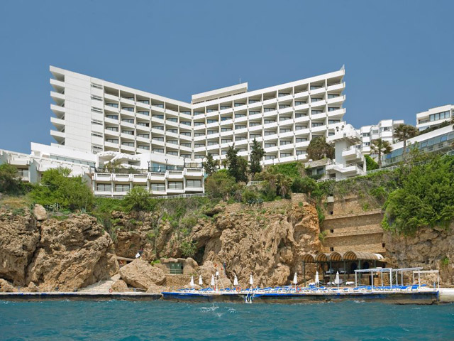 Divan Antalya Talya Hotel - Exterior view