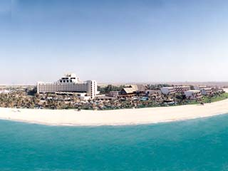 Jebel Ali Golf Resort & Spa - Panoramic View
