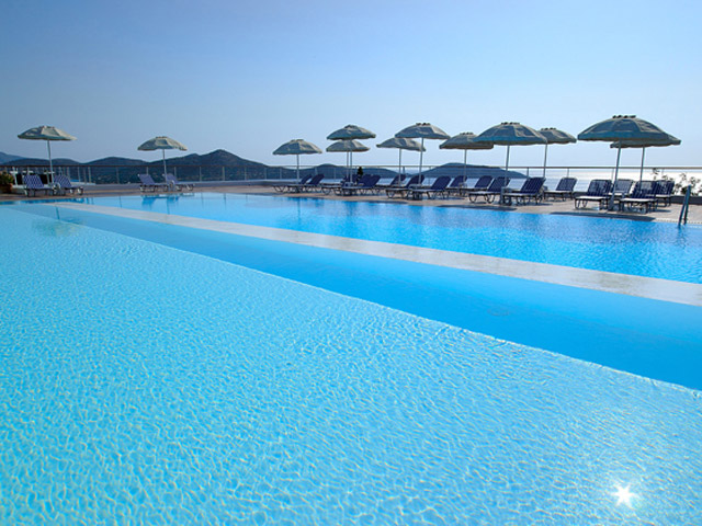 Elounda Ilion Hotel & Bungalows - Elounda Ilion Swimming Pool