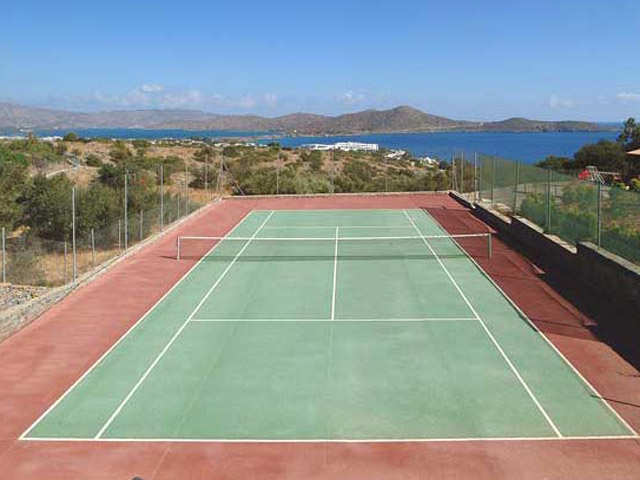 Elounda Ilion Hotel & Bungalows - Tennis Court