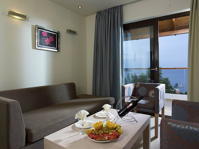 Elounda Ilion Hotel & Bungalows - Elounda Ilion Living Room