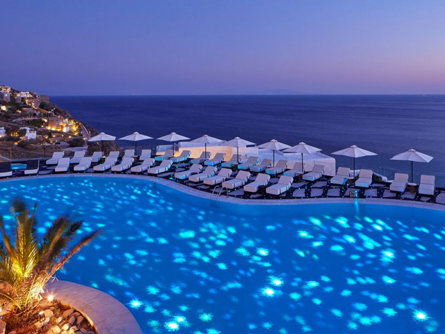 Royal Myconian Hotel & Thalassa Spa -