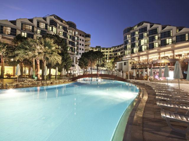 Cornelia De Luxe Resort - Exterior View