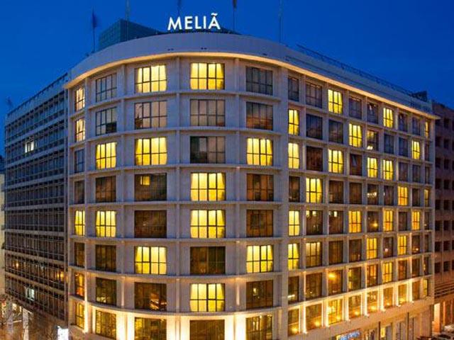 Melia Athens ( ex Residence Georgio Athens)