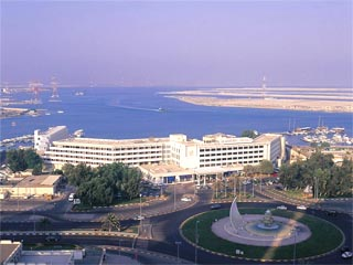 Le Meridien Abu Dhabi - Panoramic View