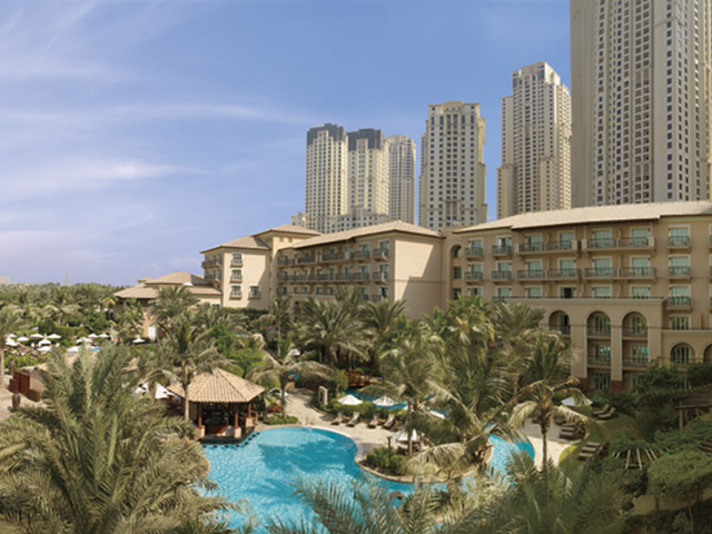 The Ritz Carlton Dubai - The Ritz Carlton Dubai