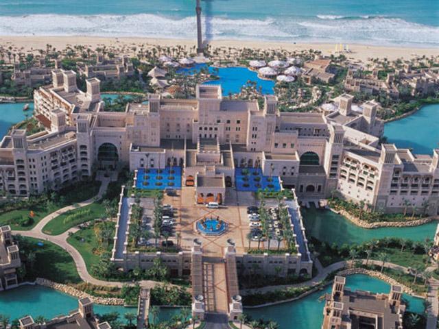 Madinat Jumeirah - Al Qasr -