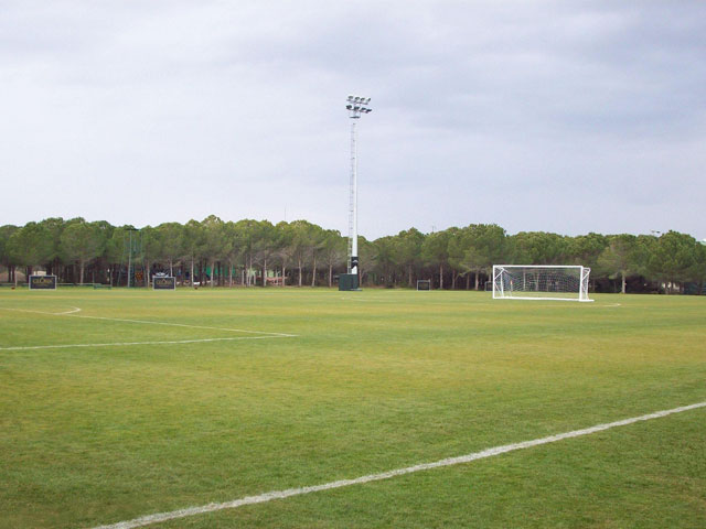Gloria Golf Resort - Football Area