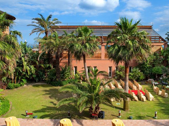 Gran Hotel Elba Estepona & Thalasso Spa - Garden