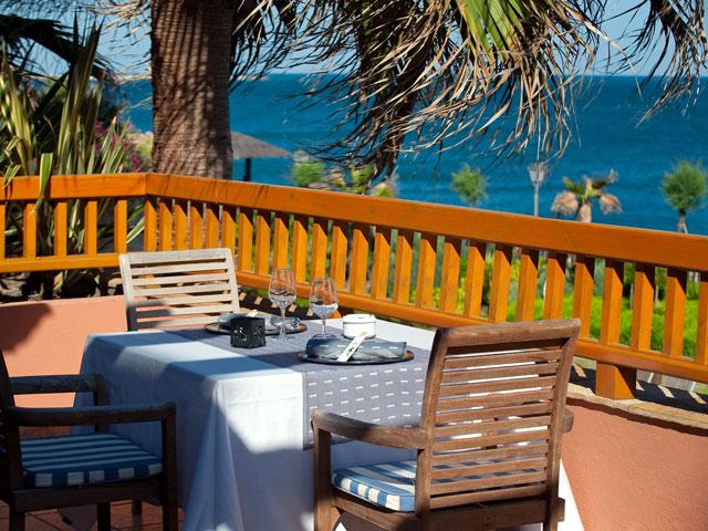 Gran Hotel Elba Estepona & Thalasso Spa - Outdoor Restaurant