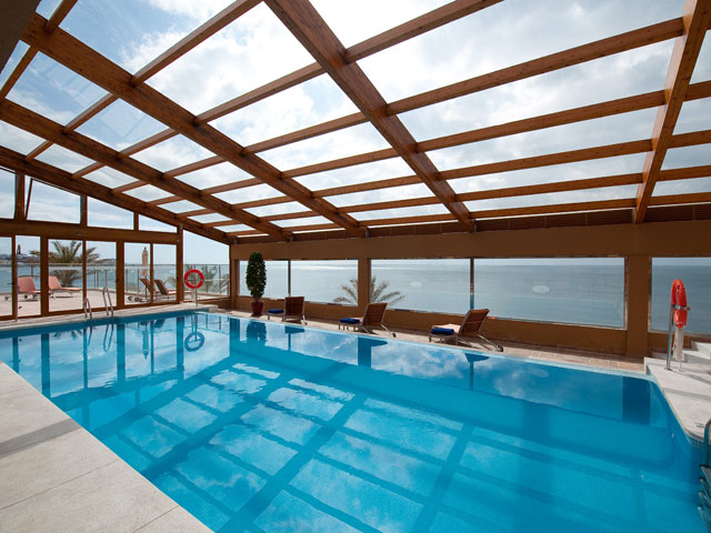 Gran Hotel Elba Estepona & Thalasso Spa - Indoor Swimming Pool
