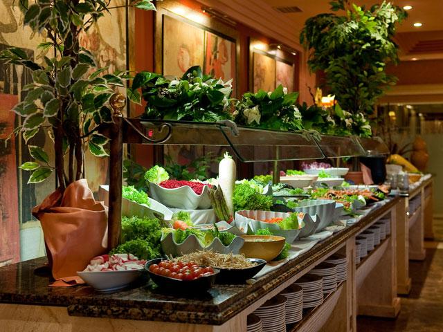 Gran Hotel Elba Estepona & Thalasso Spa - Bouffe