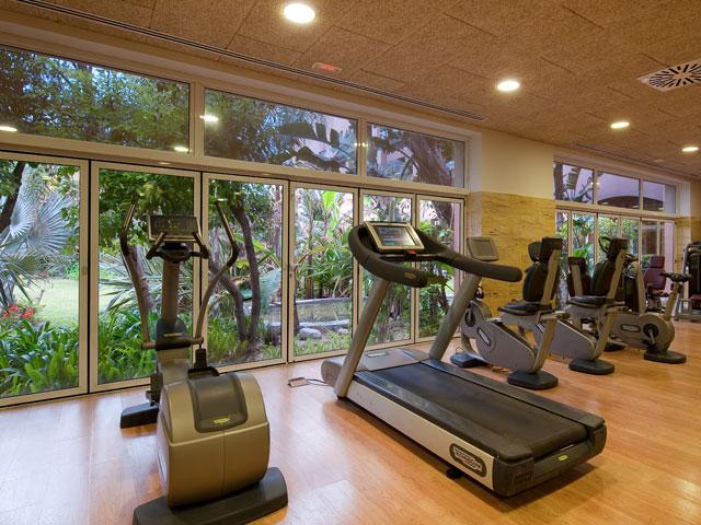 Gran Hotel Elba Estepona & Thalasso Spa - Gym