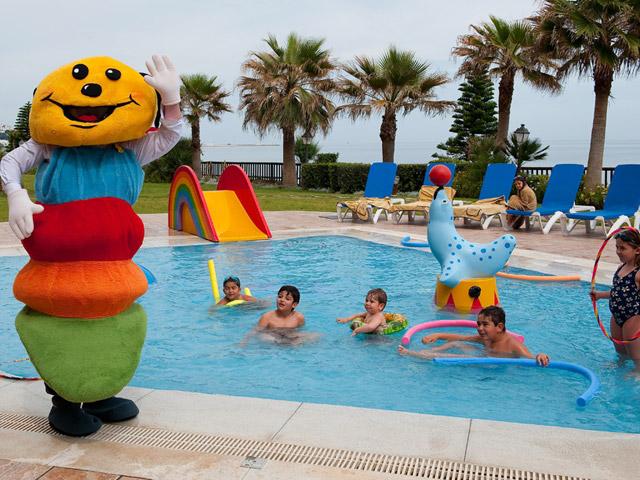 Gran Hotel Elba Estepona & Thalasso Spa - Swimming Pool