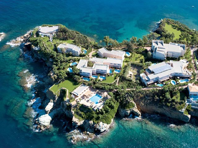 Out Of The Blue Capsis Elite Resort-OH All Suite Hotel -