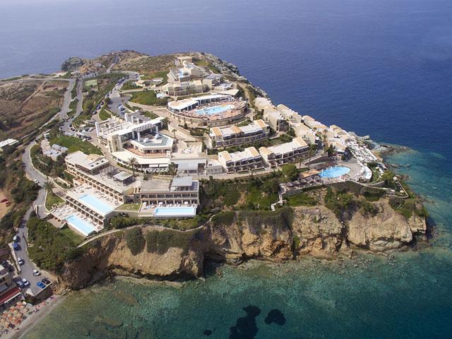 CHC Sea Side Resort & Spa - Panoramic View