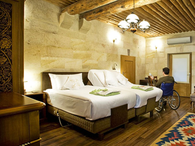 Cappadocia Cave Resort & Spa - Standar Double Handicapped Room