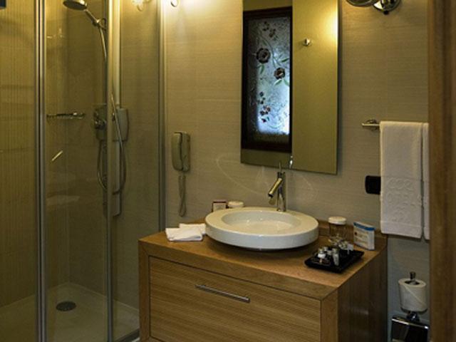 Cappadocia Cave Resort & Spa - Standar Double Room Bathroom