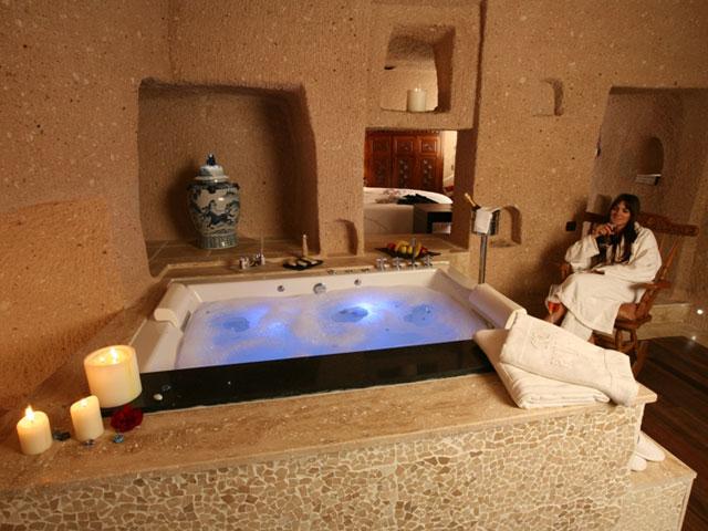 Cappadocia Cave Resort & Spa - In Room Jacuzzi