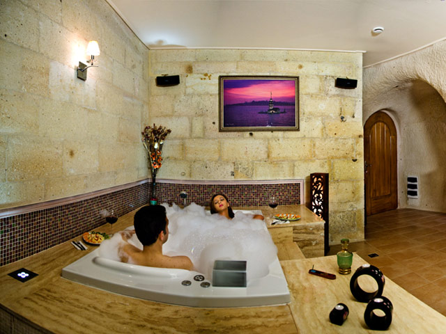 Cappadocia Cave Resort & Spa - Spa