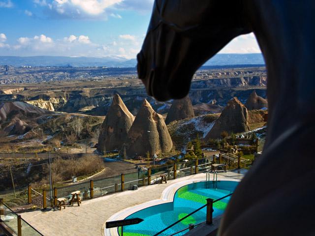 Cappadocia Cave Resort & Spa - View
