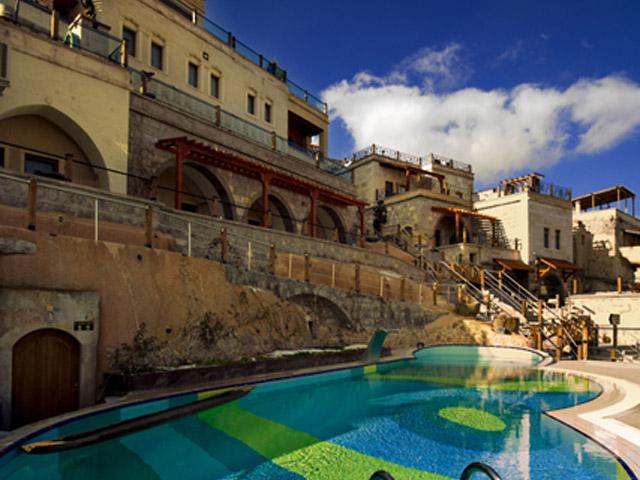 Cappadocia Cave Resort & Spa - Swimming Pool