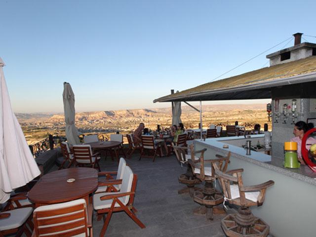Cappadocia Cave Resort & Spa - Cafe