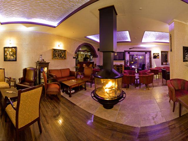 Cappadocia Cave Resort & Spa - Les Visages Bar