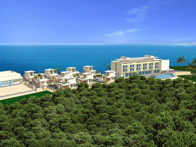E Hotel Spa & Resort - Panoramic View