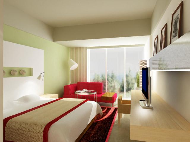 E Hotel Spa & Resort - Room