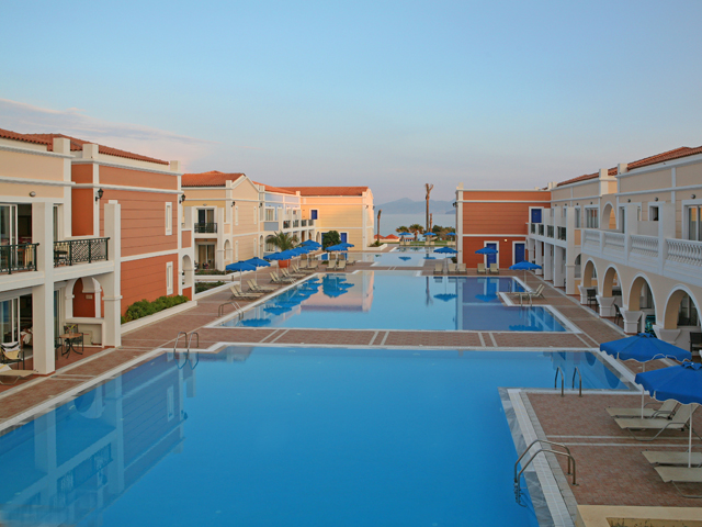 Atlantica Porto Bello Royal Hotel - Pool View