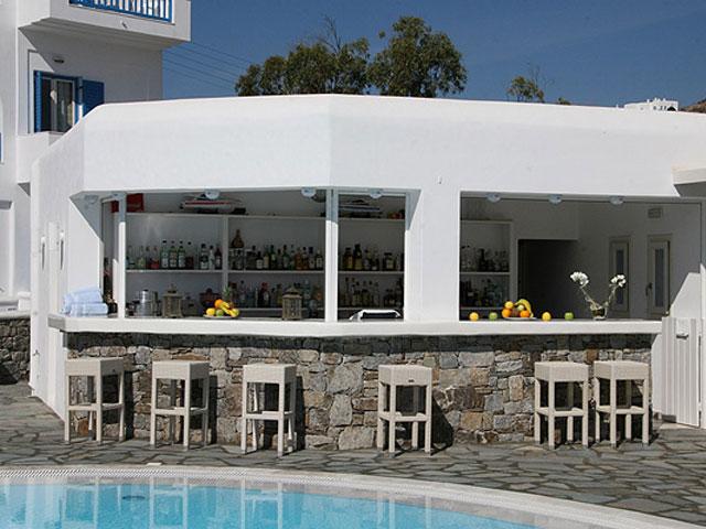 Argo Hotel - Pool Bar
