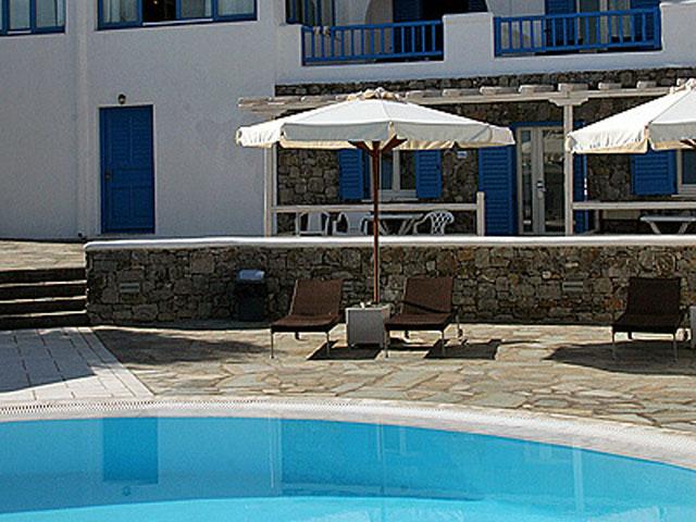 Argo Hotel - Swimming Pool