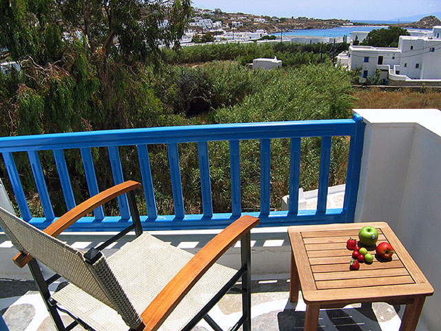 Argo Hotel - Balcony