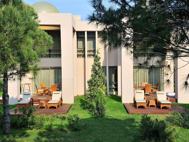 Gloria Serenity Resort - Exterior View