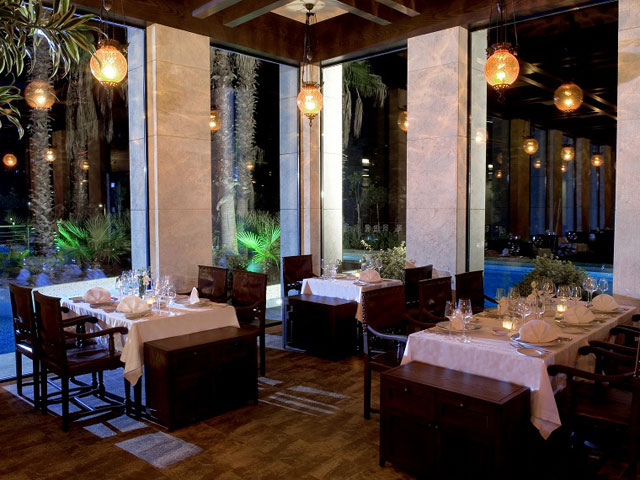 Gloria Serenity Resort - Restaurant