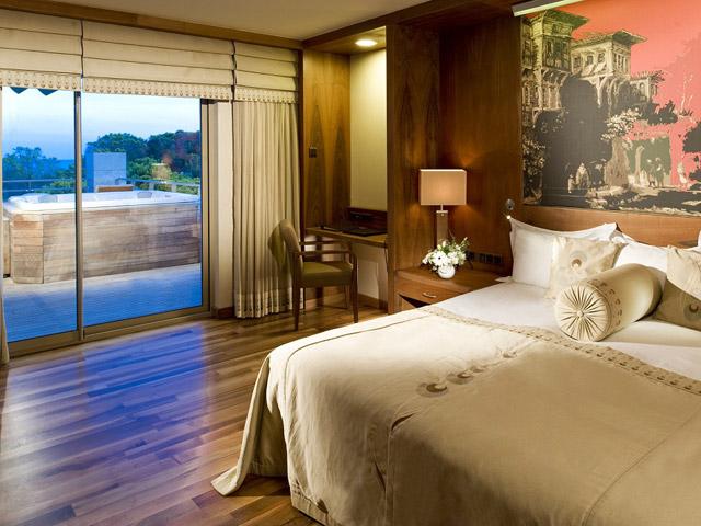 Gloria Serenity Resort - Superior Laguna Room