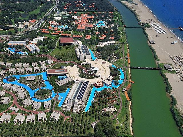 Gloria Serenity Resort - Aerial View Gloria Serenity Resort