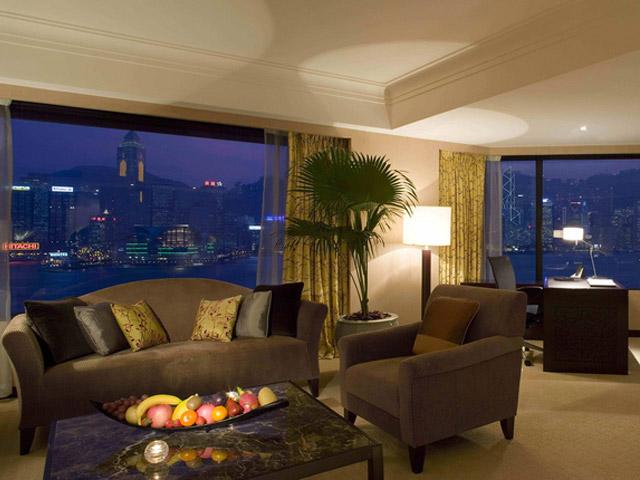 Intercontinental Hong Kong - Deluxe Suite
